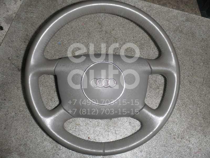 Рулевое колесо с AIR BAG для Audi A4 [B6] 2000-2004 - Фото №1