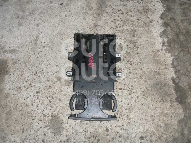 Подстаканник для Chevrolet Aveo (T200) 2003-2008 - Фото №1