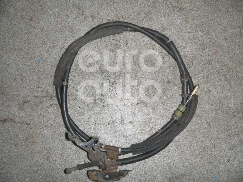 Трос стояночного тормоза для Audi A4 [B6] 2000-2004 - Фото №1