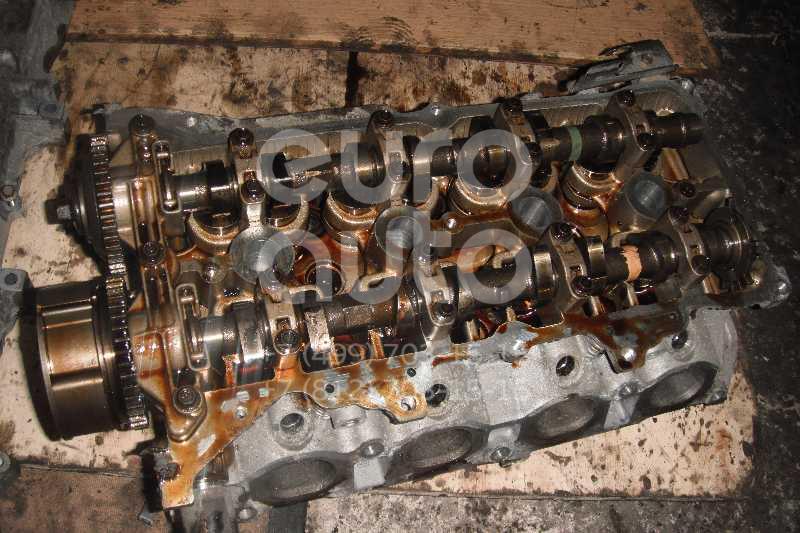 Головка блока для Nissan Note (E11) 2006-2013 - Фото №1