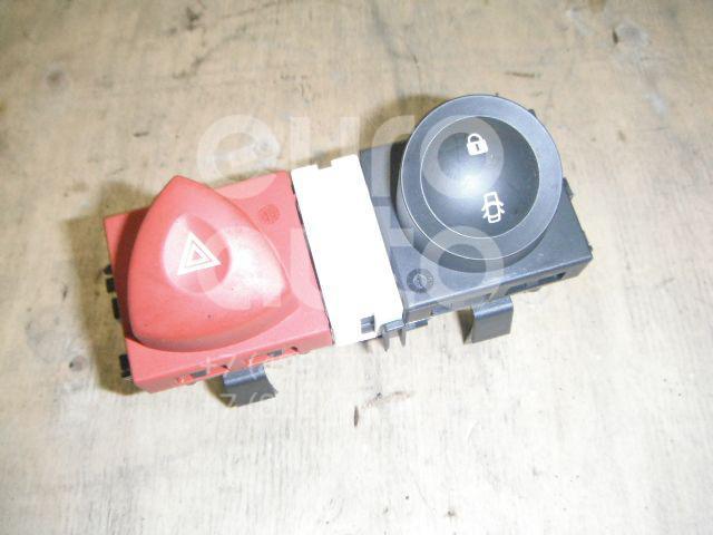 Блок кнопок для Renault Megane II 2003-2009 - Фото №1
