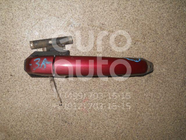 Ручка двери задней наружная правая для Suzuki Grand Vitara 2005-2015 - Фото №1
