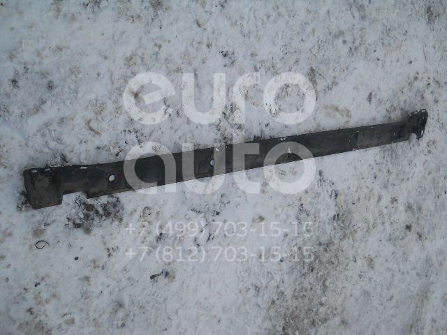 Накладка на порог (наружная) для Suzuki Grand Vitara 2005-2015 - Фото №1
