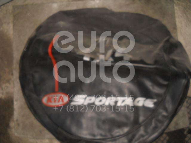 Чехол запасного колеса для Kia Sportage 1994-2006 - Фото №1
