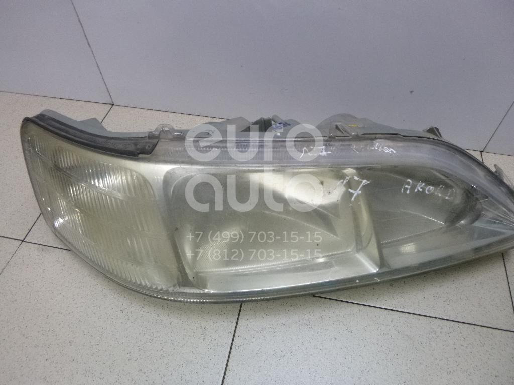 Фара правая для Honda Accord VI 1998-2002 - Фото №1