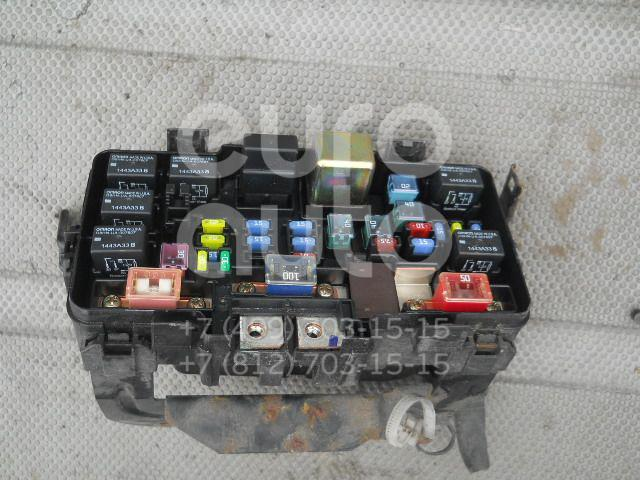 Блок предохранителей для Kia RIO 2000-2004 - Фото №1