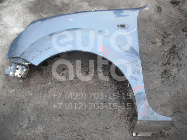 Крыло переднее левое для Renault Kangoo 2003-2007 - Фото №1
