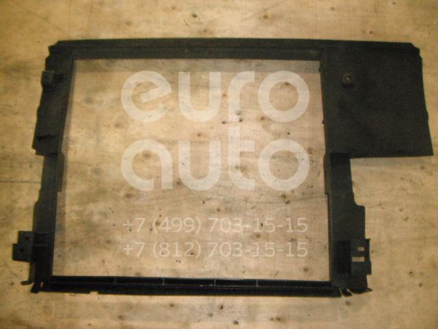 Воздухозаборник (наружный) для Renault Kangoo 2003-2008 - Фото №1
