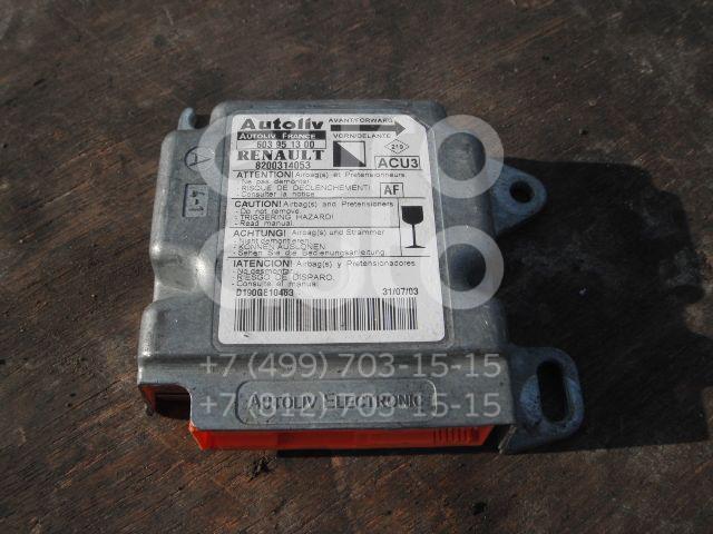 Блок управления AIR BAG для Renault Kangoo 2003-2007 - Фото №1