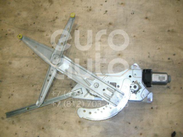Стеклоподъемник электр. передний левый для Renault Kangoo 2003-2008 - Фото №1
