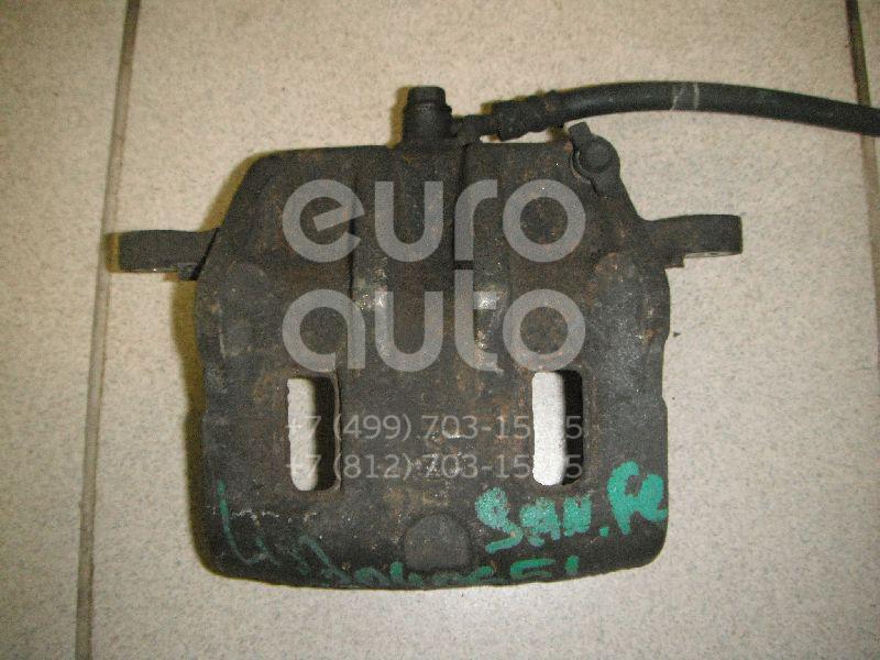Суппорт передний левый для Hyundai Santa Fe (SM)/ Santa Fe Classic 2000-2012 - Фото №1
