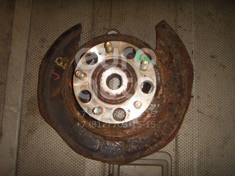 Кулак поворотный задний правый для Hyundai Santa Fe (SM)/ Santa Fe Classic 2000-2012 - Фото №1