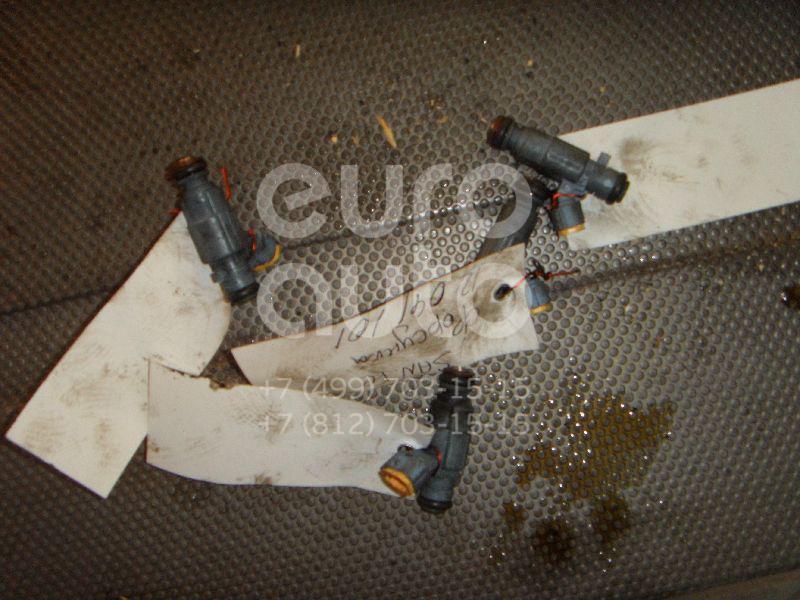 Форсунка инжекторная электрическая для Hyundai Santa Fe (SM)/ Santa Fe Classic 2000-2012 - Фото №1