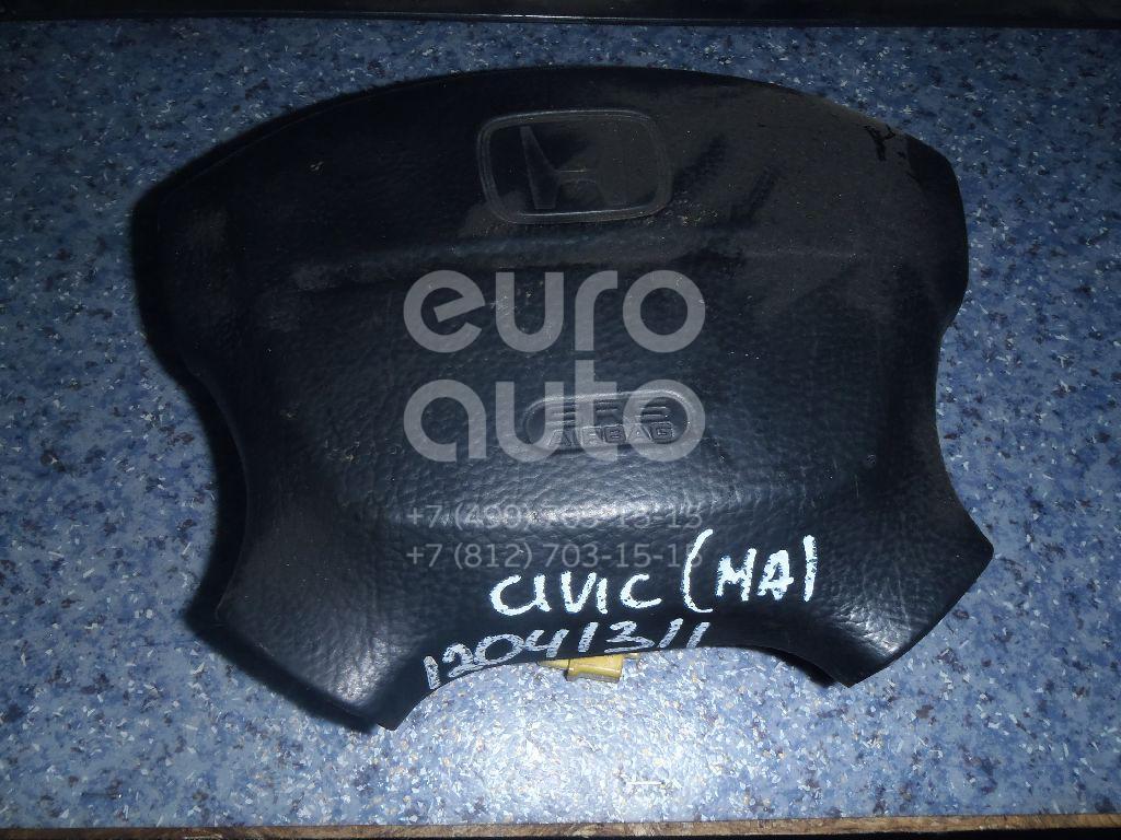 Подушка безопасности в рулевое колесо для Honda Civic (MA, MB 5HB) 1995-2001 - Фото №1
