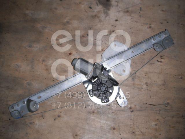Стеклоподъемник электр. передний правый для Renault Logan 2005-2014 - Фото №1