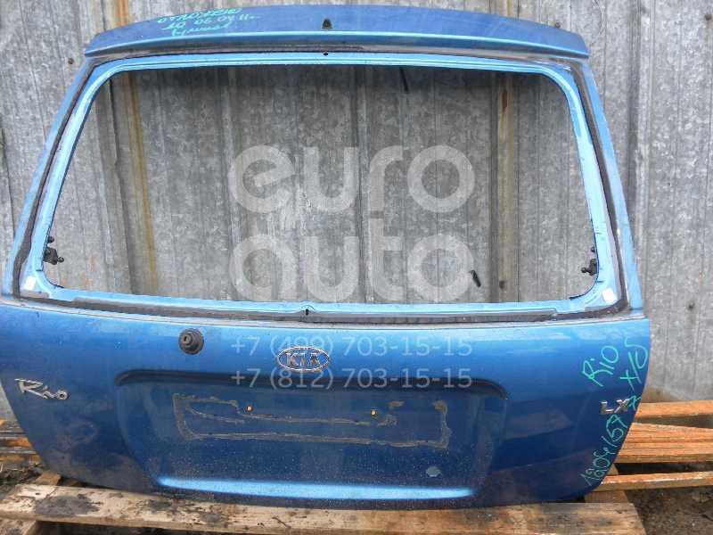 Дверь багажника для Kia RIO 2000-2004 - Фото №1