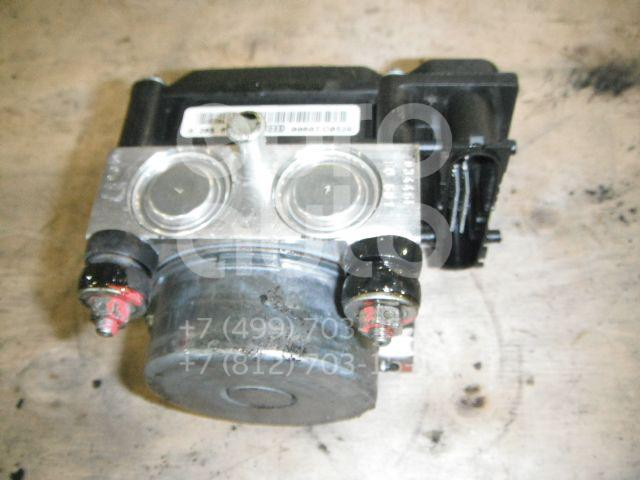Блок ABS (насос) для Renault,Nissan Logan 2005-2014;Sandero 2009-2014;Almera (G15) 2013> - Фото №1