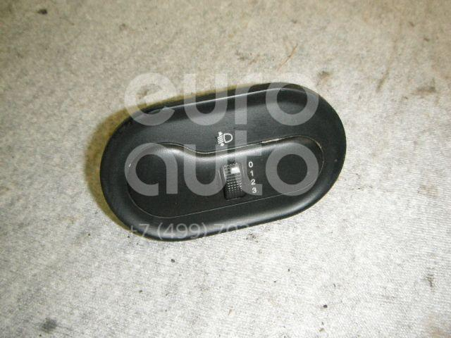 Кнопка корректора фар для Chevrolet,Daewoo Lanos 2004>;Lanos 1997-2009 - Фото №1