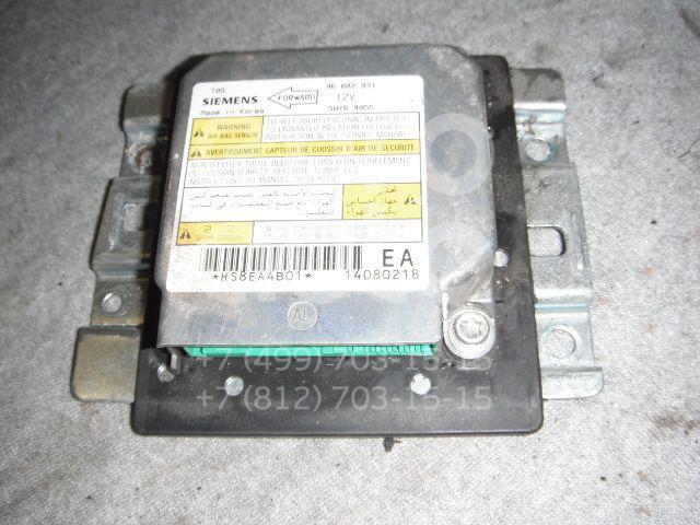 Блок управления AIR BAG для Chevrolet Lanos 2004> - Фото №1