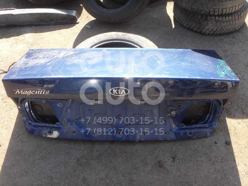 Крышка багажника для Kia Magentis 2000-2005 - Фото №1