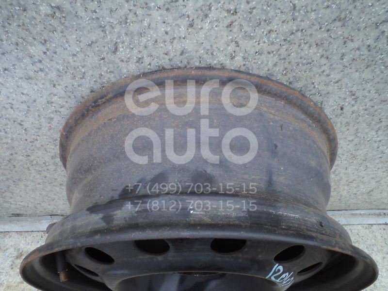 Диск колесный железо для Kia Magentis 2000-2005 - Фото №1
