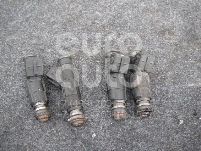 Форсунка инжекторная электрическая для Chrysler Voyager/Caravan 1996-2001;Stratus/Cirrus >2001 - Фото №1