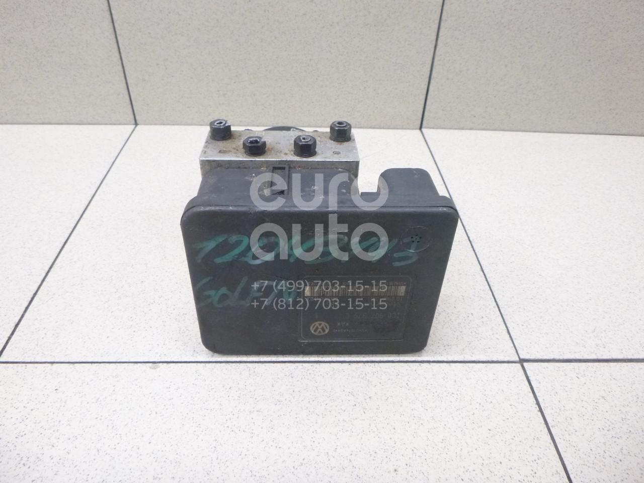 Блок ABS (насос) для VW Golf IV/Bora 1997-2005 - Фото №1