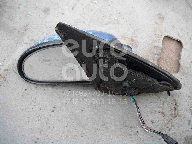Зеркало левое электрическое для Ford Focus I 1998-2005 - Фото №1