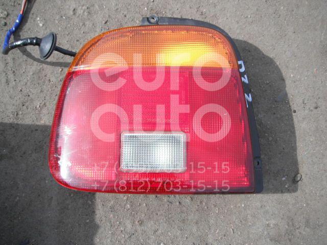 Фонарь задний левый для Suzuki Baleno 1998-2007 - Фото №1