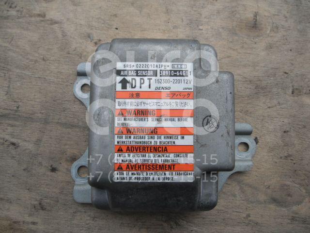 Блок управления AIR BAG для Suzuki Baleno 1998-2007;Baleno 1995-1998 - Фото №1