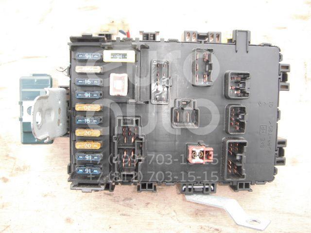 Блок предохранителей для Suzuki Baleno 1998-2007;Baleno 1995-1998 - Фото №1