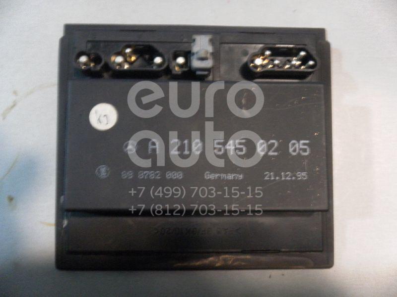 Блок электронный для Mercedes Benz W210 E-Klasse 1995-2000;W210 E-Klasse 2000-2002 - Фото №1