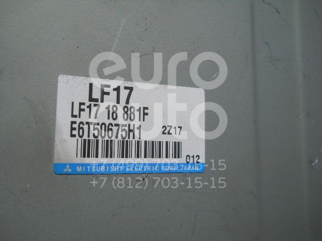 Блок управления двигателем для Mazda Mazda 6 (GG) 2002-2007 - Фото №1
