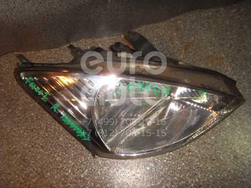 Фара правая для Ford Focus I 1998-2005 - Фото №1