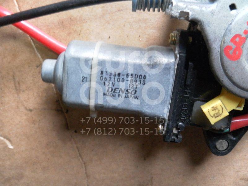 Стеклоподъемник электр. задний правый для Suzuki Grand Vitara 1998-2005 - Фото №1