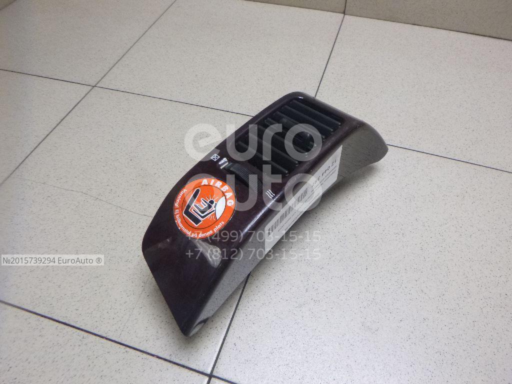 Дефлектор воздушный для Mitsubishi Pajero/Montero III (V6, V7) 2000-2006 - Фото №1