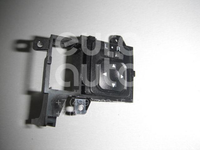 Переключатель регулировки зеркала для Mitsubishi Pajero/Montero III (V6, V7) 2000-2006;Space Wagon (N8,N9) 1998-2004 - Фото №1