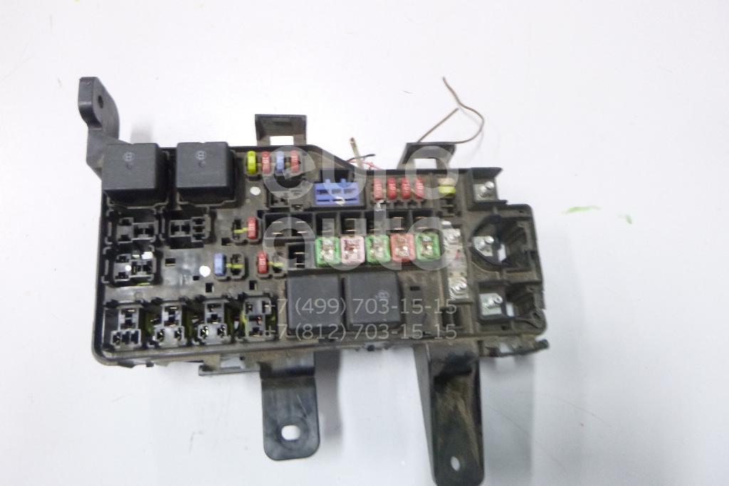Блок предохранителей для Hyundai Grand Starex 2007> - Фото №1