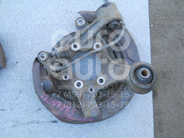 Кулак поворотный задний правый для Mitsubishi Pajero/Montero III (V6, V7) 2000-2006 - Фото №1