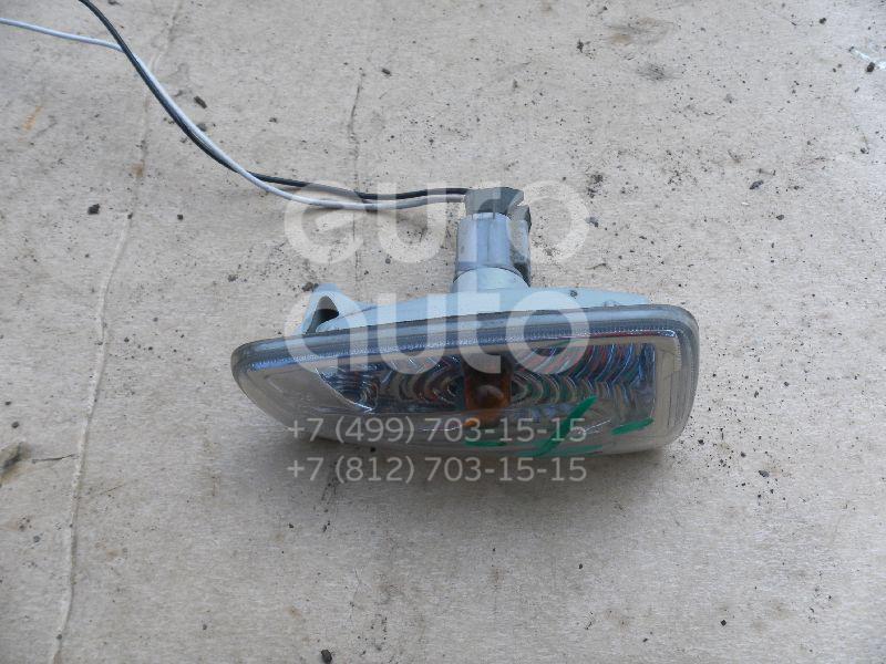 Повторитель на крыло левый белый для Hyundai Starex H1/Grand Starex 2007> - Фото №1