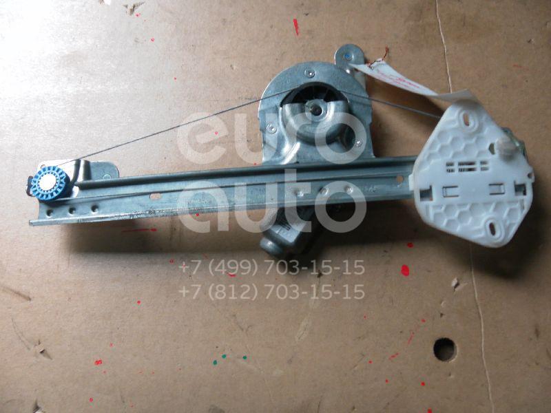 Стеклоподъемник электр. задний правый для Renault Logan 2005-2014 - Фото №1