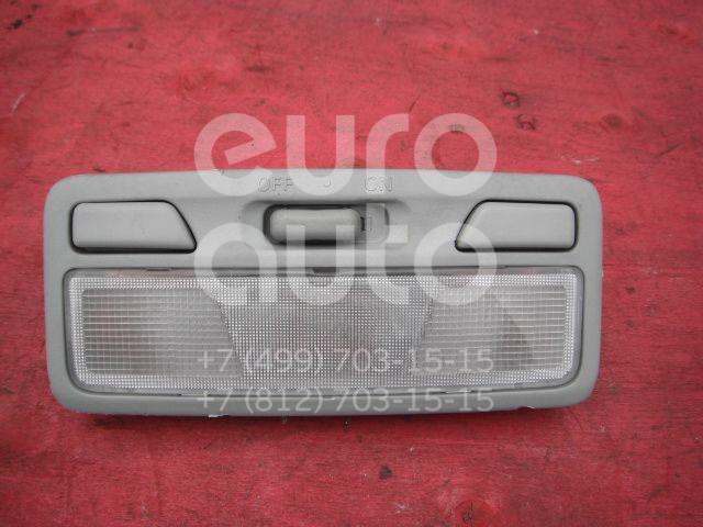 Плафон салонный для Mitsubishi Pajero/Montero III (V6, V7) 2000-2006 - Фото №1