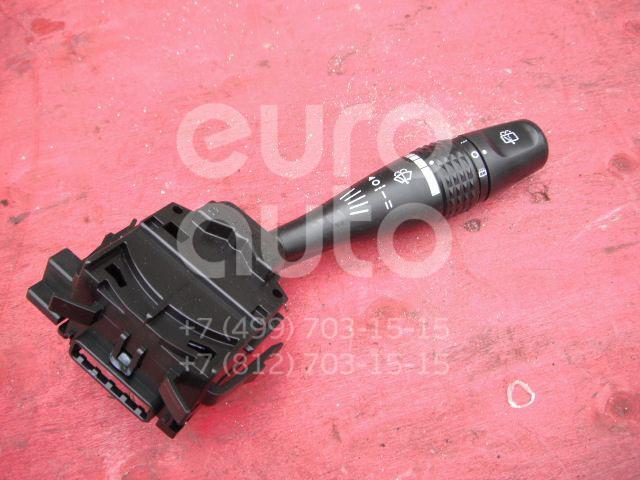 Переключатель стеклоочистителей для Mitsubishi Pajero/Montero III (V6, V7) 2000-2006;Space Wagon (N8,N9) 1998-2004;Pajero Pinin (H6,H7) 1999-2005;Outlander (CU) 2003-2009;Lancer (CS/Classic) 2003-2007 - Фото №1