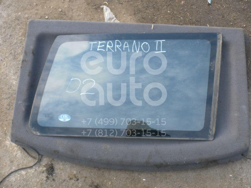 Стекло кузовное глухое левое для Nissan Terrano II (R20) 1993-2006 - Фото №1