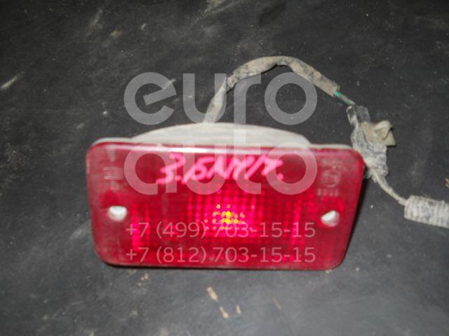 Фонарь задний в бампер левый для Kia Sportage 1994-2004 - Фото №1