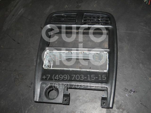 Рамка магнитолы для Kia Sportage 1994-2004 - Фото №1