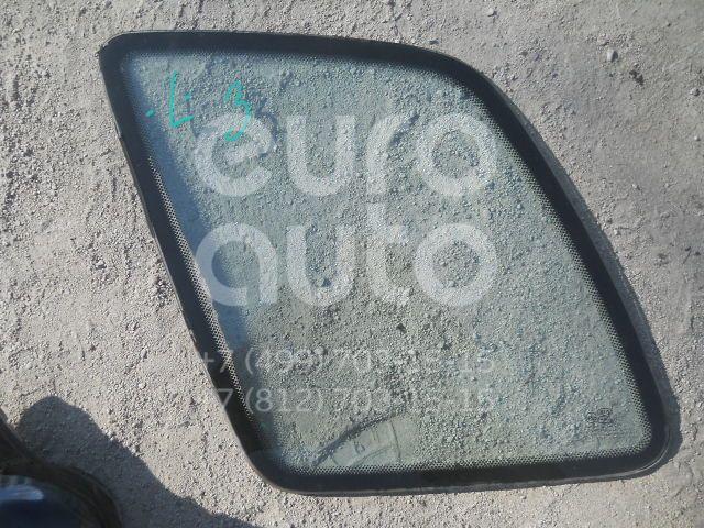 Стекло кузовное глухое левое для Kia Sportage 1994-2006 - Фото №1