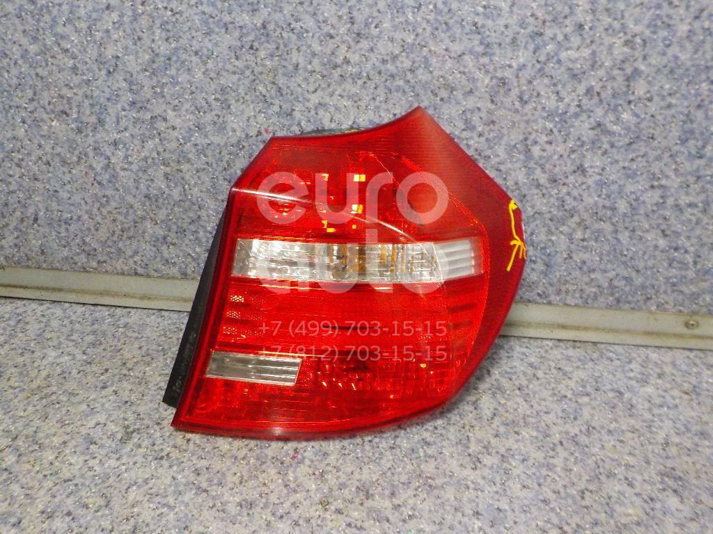 Фонарь задний правый для BMW 1-серия E87/E81 2004-2011 - Фото №1