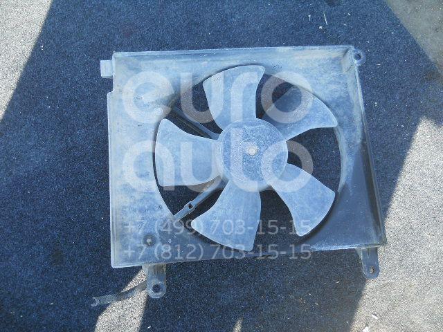 Вентилятор радиатора для Chevrolet Lanos 1997>;Lanos 2004> - Фото №1