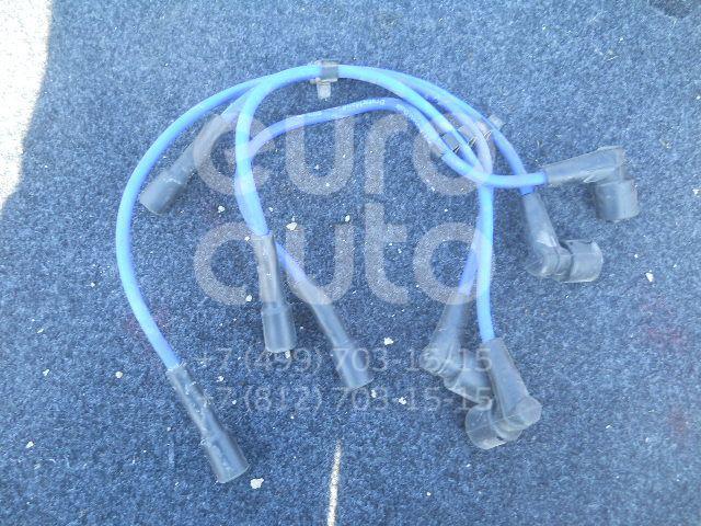 Провода высокого напряж. к-кт для Chevrolet Lanos 2004-2010 - Фото №1